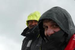 La pluie ! jamais en Bretagne !