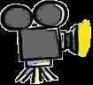 caméra dessin;