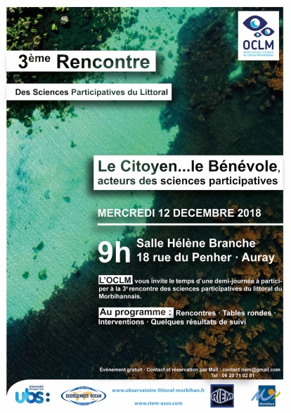 Flyer 3eme rencontre sciences participatives A5